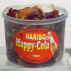 Haribo Happy Cola groot bestellen bij ZZ-Snoeponline.nl