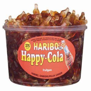 Haribo Happy Cola klein bestellen bij ZZ-Snoeponline.nl