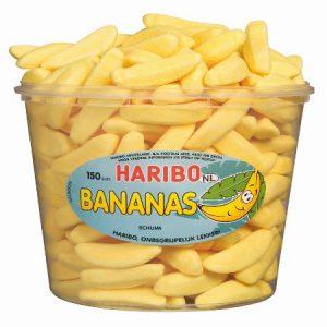 Haribo Bananas bestellen bij ZZ-Snoeponline.nl