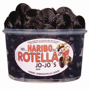 Haribo Rotella Drop bestellen bij ZZ-Snoeponline.nl