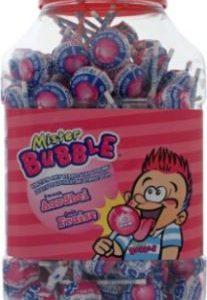 Mr. Bubble Aardbei bestellen bij ZZ-Snoeponline.nl
