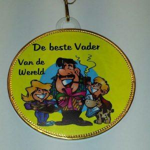 Medaille Vader bestellen bij ZZ-Snoeponline.nl