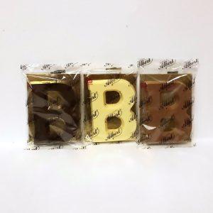 Albert Chocoladeletter klein B