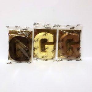 Albert Chocoladeletter klein G