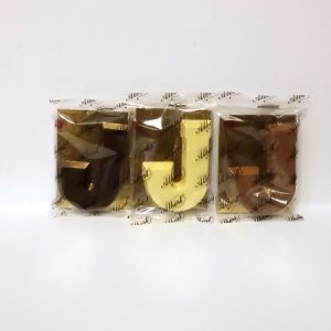 Albert Chocoladeletter klein J