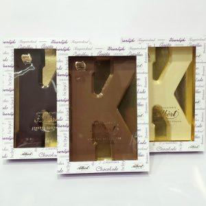 Albert Chocoladeletter K