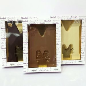 Albert Chocoladeletter M