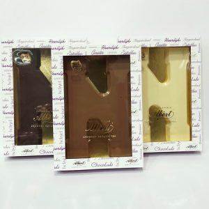 Albert Chocoladeletter N