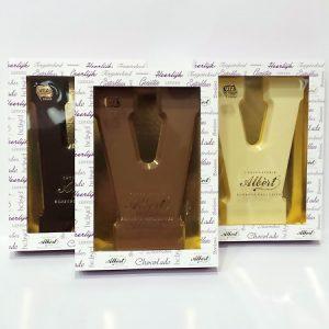 Albert Chocoladeletter V