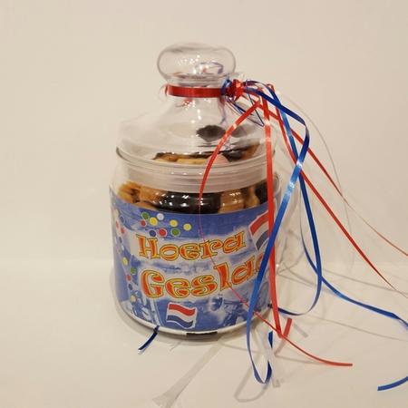 Geslaagd Snoeppot bestellen bij ZZ-Snoeponline.nl