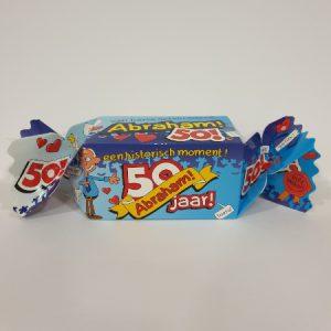 Toffee Abraham 50 bestellen bij ZZ-Snoeponline.nl
