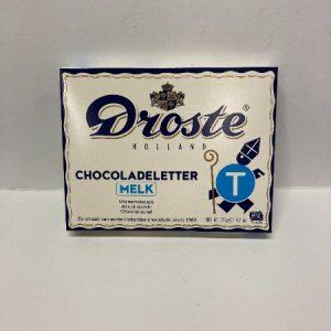 Droste Chocoladeletter