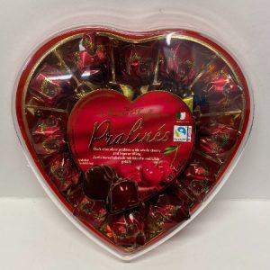 kersen bonbons hart
