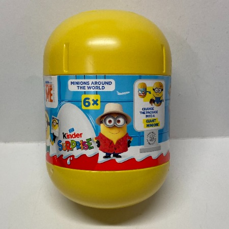 kinder surprise minion
